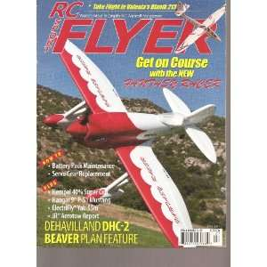 RC Sports Flyer Magazine (Get on course with the all new