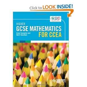 GCSE Mathematics (9780340889183): Anne Connolly Brian Hughes: Books