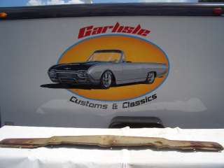 1963 Chevy Impala lower grille panel