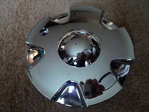 GIO 708 17 18 CHROME WHEEL CENTER CAP BDW708B