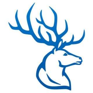 Decal Stickers Deer car window Hunter Hunting W7325