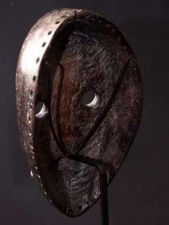Dan mask, African tribal art.