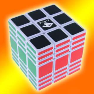 FULL FUNCTION 3X3X7 Rubiks Cube CUBE4YOU C4Y C4U White