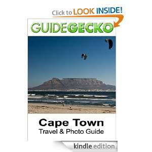 Cape Town Travel & Photo Guide Charel Schreuder  Kindle