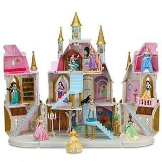 NEW Disney Princess Magical Fairy Tale Castle Play SetAll 10