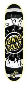 Santa Cruz Rob Roskopp ROB DOT Skateboard Deck