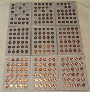 MANY SCARCE WHEATS + BU WHEAT CENT & UNSTRUCK BLANK PLANCHET