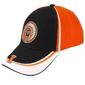 Twins Enterprise Illinois Fighting Illini Cash Hat Sports & Outdoors