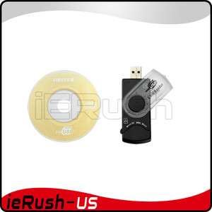 USB 2.0 Micro Mini SD MMC RS SIM Memory Card Reader