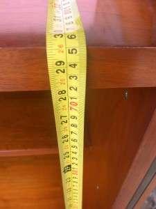 stow davis credenza bookshelf walnut veneer 92 length x 20 depth x 29