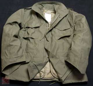 M65 FIELD JACKET US MILITARY ARMY COMBAT JACKET & LINER