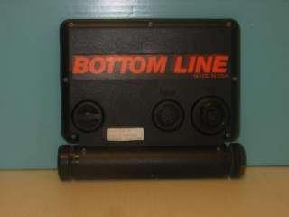 Bottom line 4100 fish finder