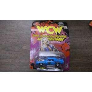Racing Champions WCW Nitro Streetrods Diamond Dallas Page Die Cast Car