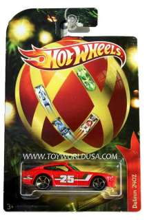 2011 Hot Wheels Holiday Hot Rods Datsun 240Z