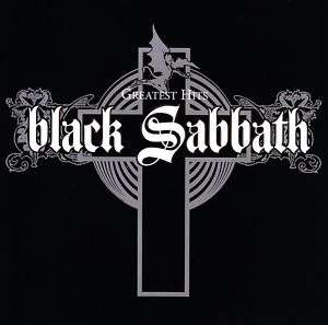 BLACK SABBATH   GREATEST HITS CD ~ OZZY OSBOURNE *NEW*