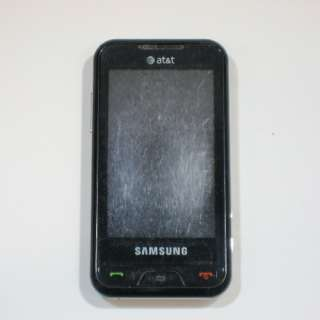Samsung Eternity A867 Touchscreen Camera GPS Unlocked GSM Phone (Used