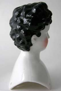 Antique 5.2  ABG China Lady Shoulder Head 1870, Mint Condition, Rare