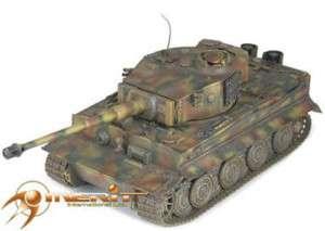 JSI 1/18 Scale WWII German Wehrmacht Tiger I Heavy Tank