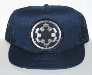 Star Wars Imperial Empire Logo Patch Baseball Hat /Cap
