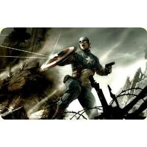 Iron Man War Machine Marvel Comics Mouse Pad Office