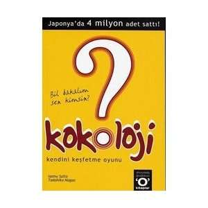 Kokoloji (9789756287415) adahiko Nagao, Isamu Saio