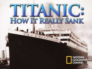 air date April 02, 2009 Network National Geographic Channel