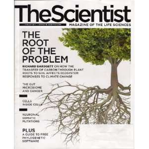 The Scientist Magazine August 2011+Ecosystem Responses to