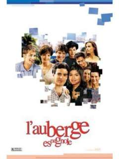 Lauberge Espagnole: Romain Duris, Audrey Tautou, Cedric
