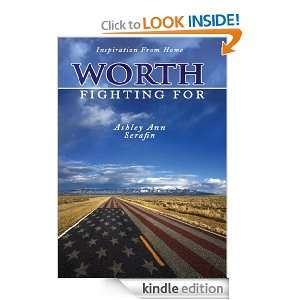:Inspiration From Home: Ashley Ann Serafin:  Kindle Store