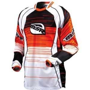 MSR Racing NXT Mens MX Motorcycle Jersey   Orange