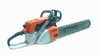 Miniature STIHL chainsaw 1:6 / 12 action figure scale