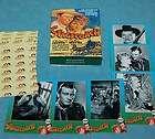 STAGECOACH MINI CARDS SET JOHN WAYNE WESTERN MOVIE #1