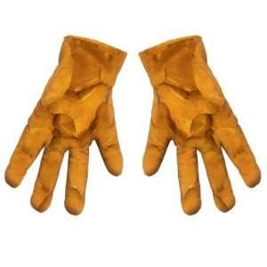 Thing Muscle Gloves   Officially Licensed Fantastic 4 Costumes Toys
