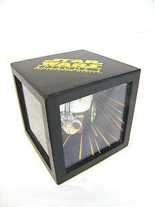Star Wars Episode 1 Anakin/Vader mirror collectable VGC