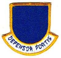 AF SECURITY FORCE   U.S. AIR FORCE BERET FLASH