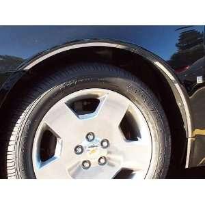 2006 2011 Chevy Impala 8pc. Wheel Well / Fender Trim
