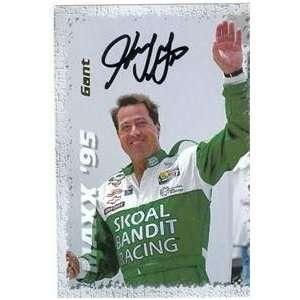 Harry Gant autographed Trading Card (Auto Racing) Maxx
