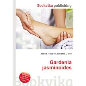 Gardenia jasminoides Ronald Cohn Jesse Russell Books