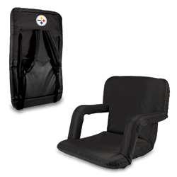 NFL Team LOGO Ventura Portable Folding Seat / Chair w/Strap  Pick Your