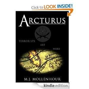 Arcturus: M.J. Mollenhour:  Kindle Store