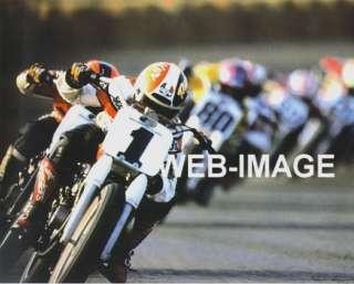 1998 AMA SCO PARKER  HARLEY DAVIDSON MOORCYCLE PHOO |