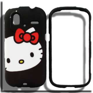 Case+Screen Protector for HTC Amaze 4G A Hello Kitty Cover Skin