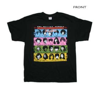 Rolling Stones   Some Girls T Shirt