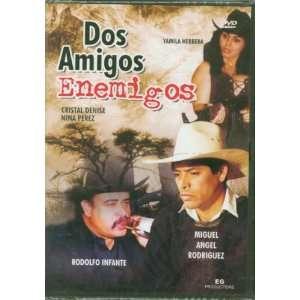 Amigos Enemigos MIGUEL ANGEL RODRIGUEZ RODOLFO INFANTE Movies & TV