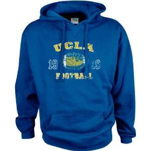 UCLA Bruins Legacy Football Hooded Sweatshirt Sports