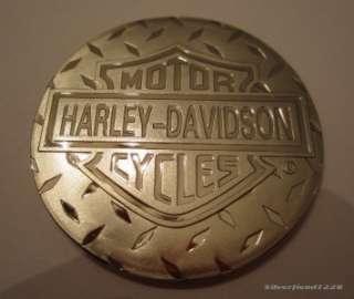 Silver Harley Davidson Logo Round Coin 100M  FREE US SHIP X