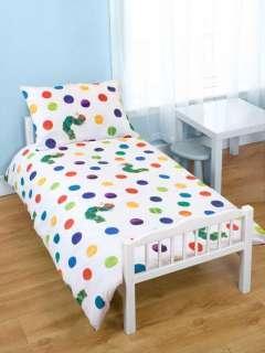 TODDLER COT BED BEDDING BUNDLE (DUVET+PILLOW+COVERS)