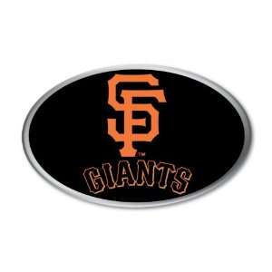 San Francisco Giants MLB Baseball Color & Chrome Decal Sticker Car