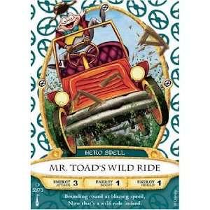 Sorcerers Mask of the Magic Kingdom Game, Walt Disney World   Card #50