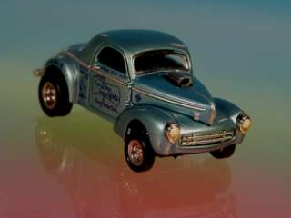 Hot 41 Willys Gasser Stone Woods Cook Limited Edition 1/64 Scale